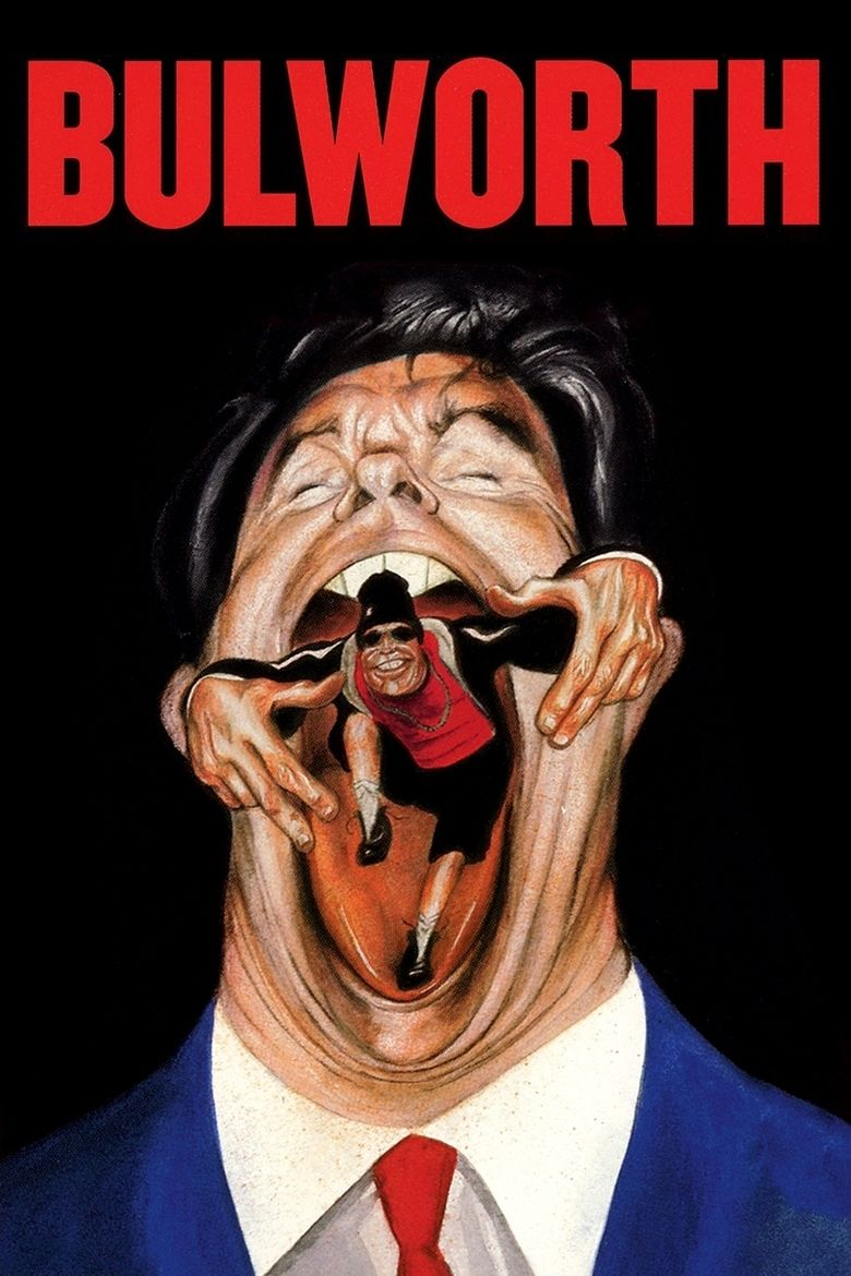 Bulworth movie poster