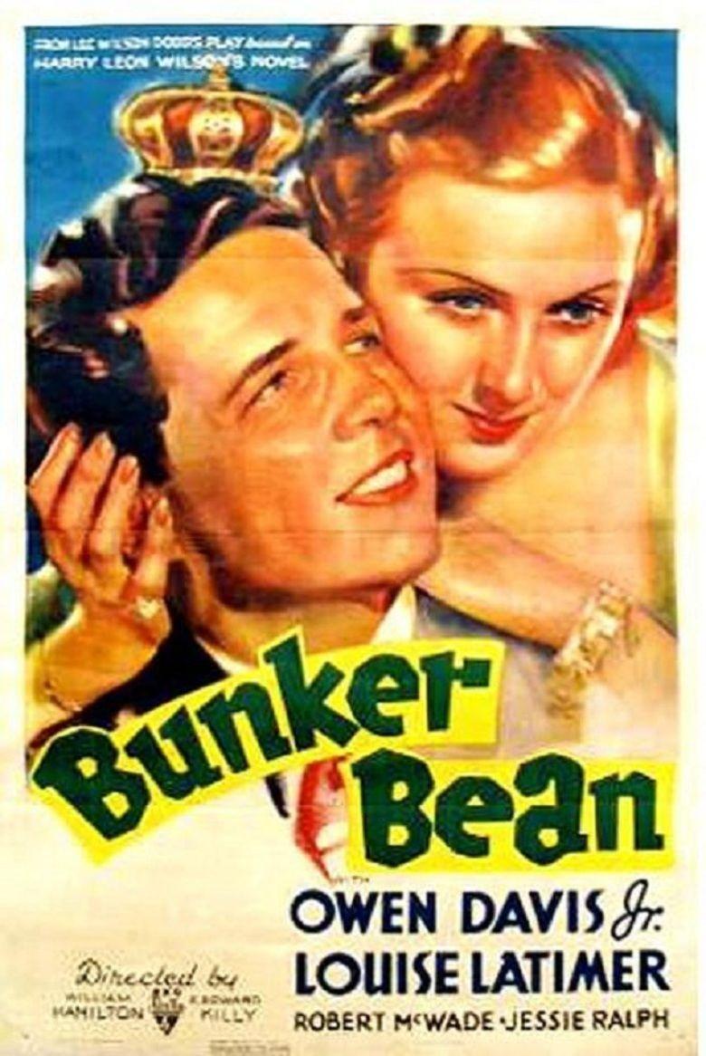 Bunker Bean movie poster