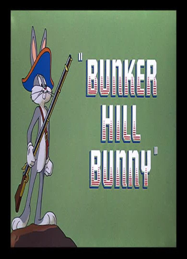 Bunker Hill Bunny movie poster