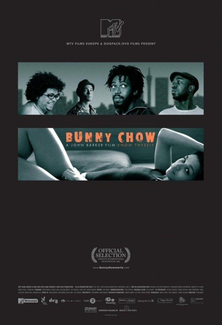 Bunny Chow (film) movie poster