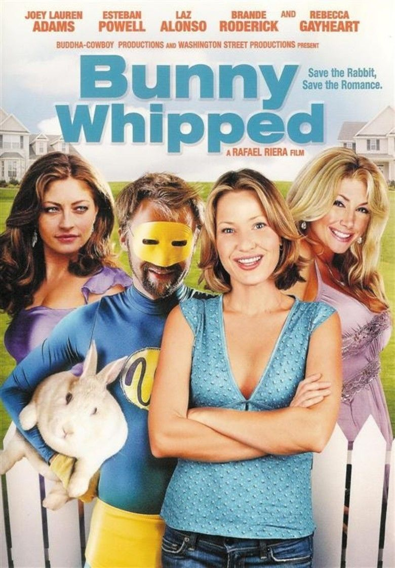 Bunny Whipped movie poster
