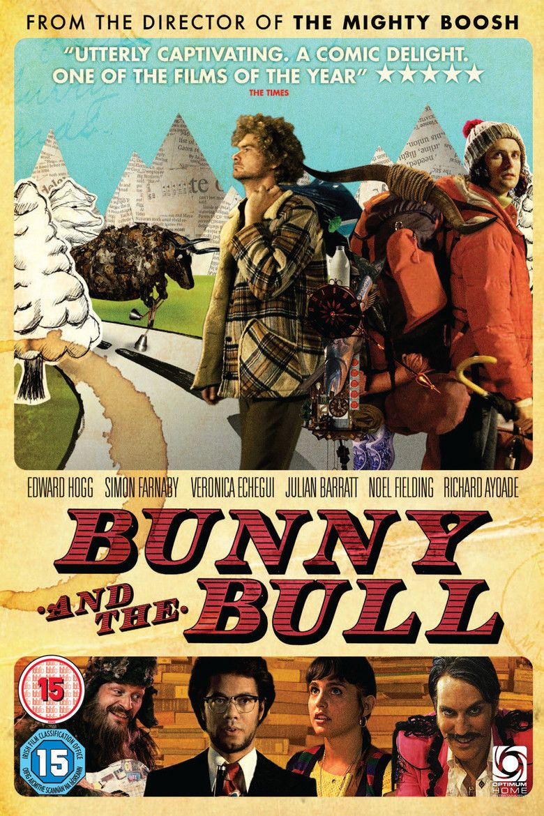 Bunny and the Bull movie poster