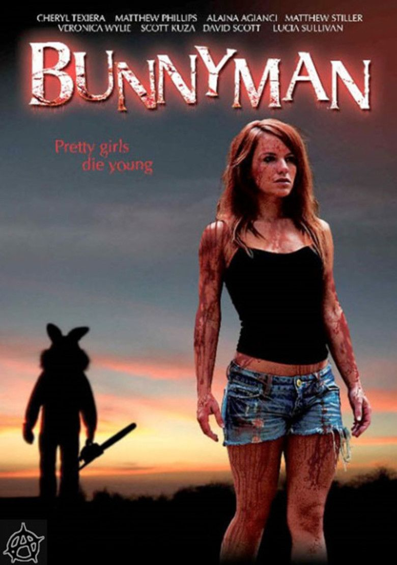 Bunnyman (film) movie poster