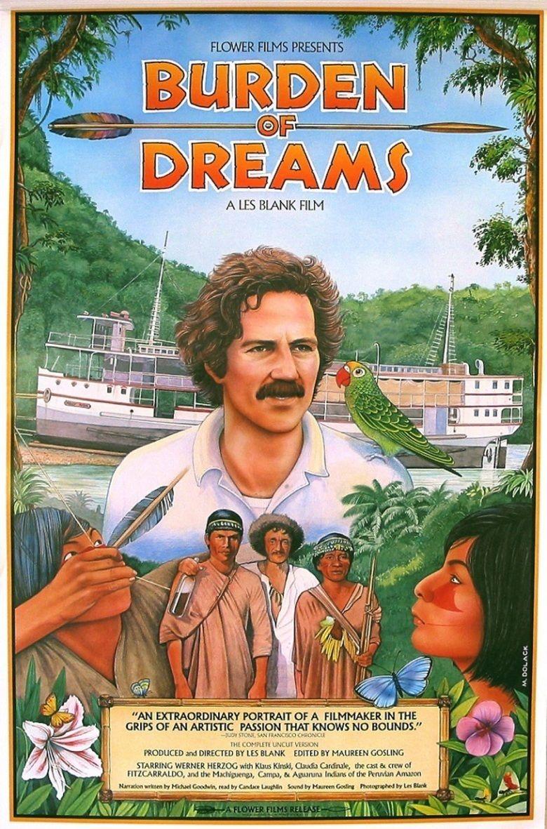 Burden of Dreams movie poster