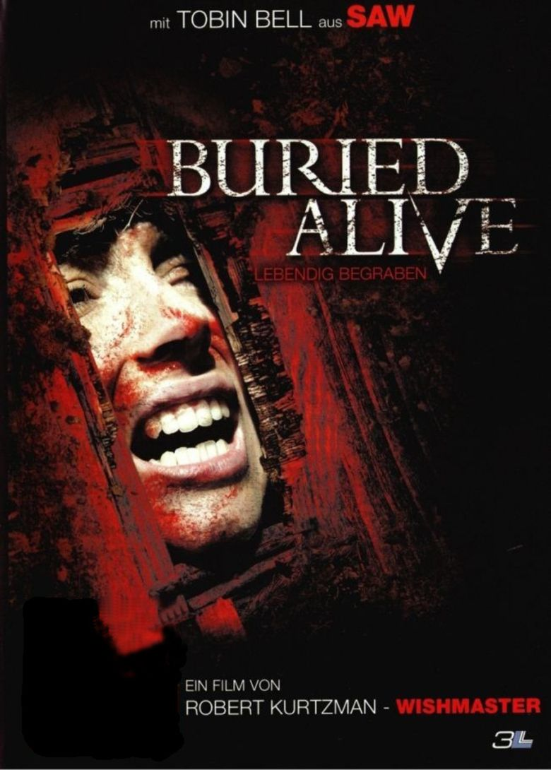 Buried Alive (2007 film) movie poster