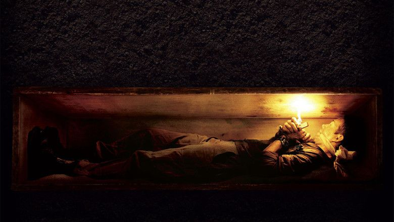 Buried (film) movie scenes