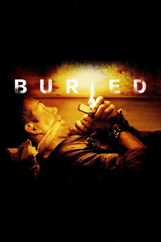Buried (film) movie poster