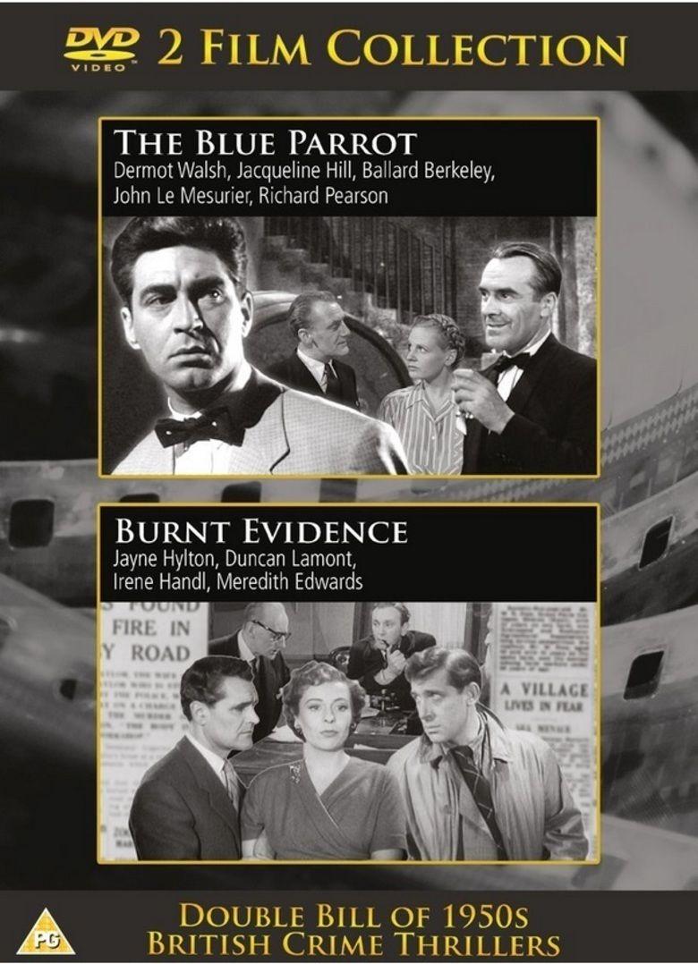 Burnt Evidence movie poster