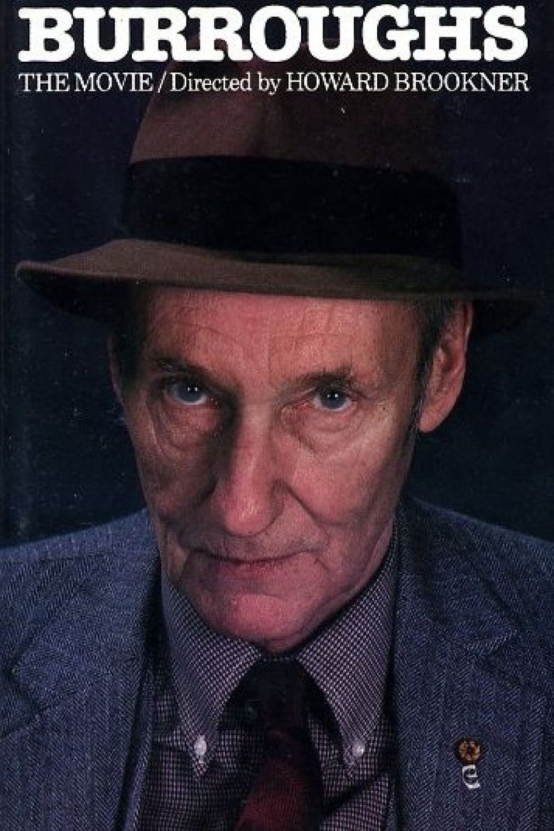 Burroughs: The Movie movie poster