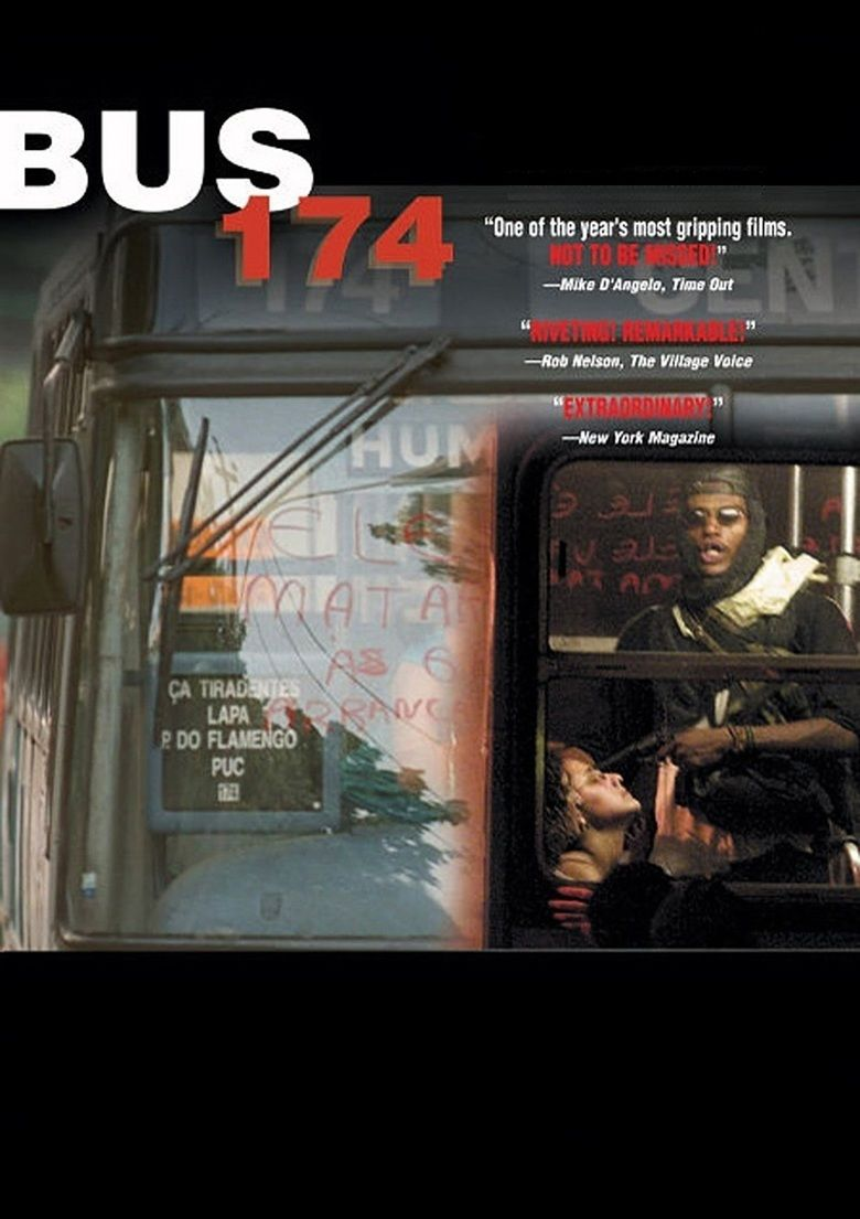 Bus 174 movie poster