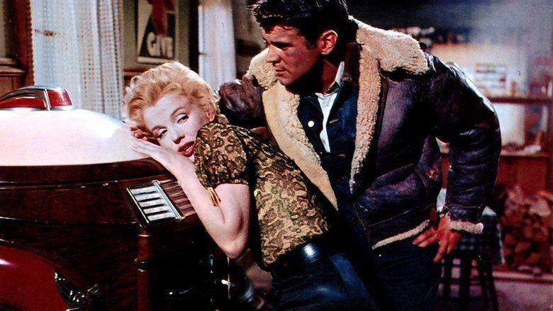 Bus Stop (1956 film) movie scenes