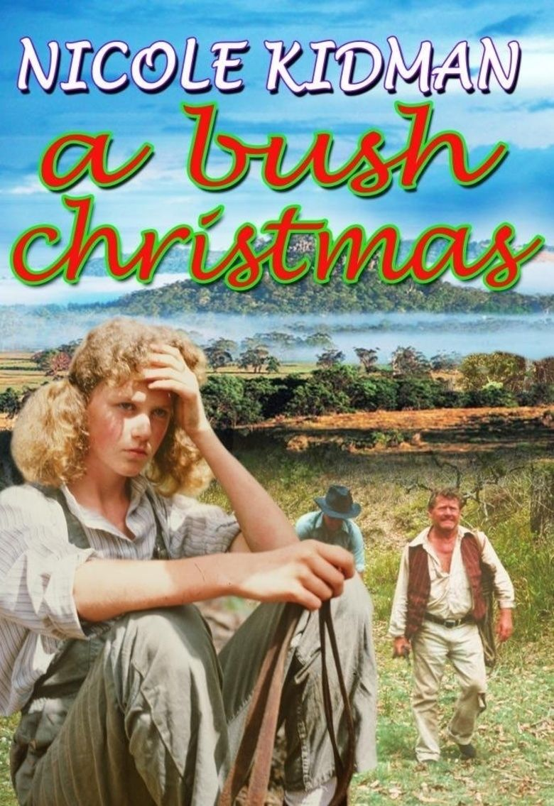 Bush Christmas movie poster