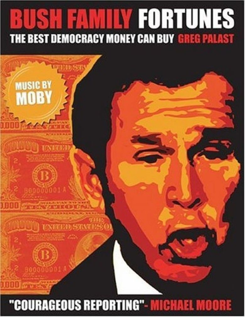 Bush Family Fortunes: The Best Democracy Money Can Buy movie poster