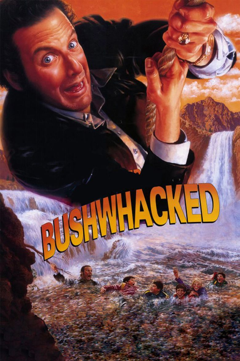 Bushwhacked (film) movie poster