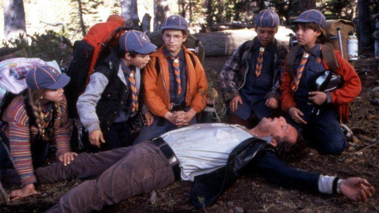 Bushwhacked (film) movie scenes