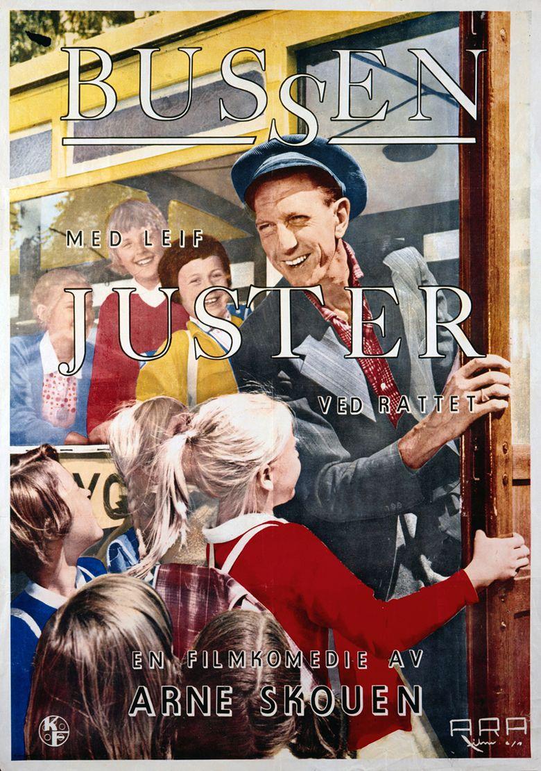 Bussen (film) movie poster