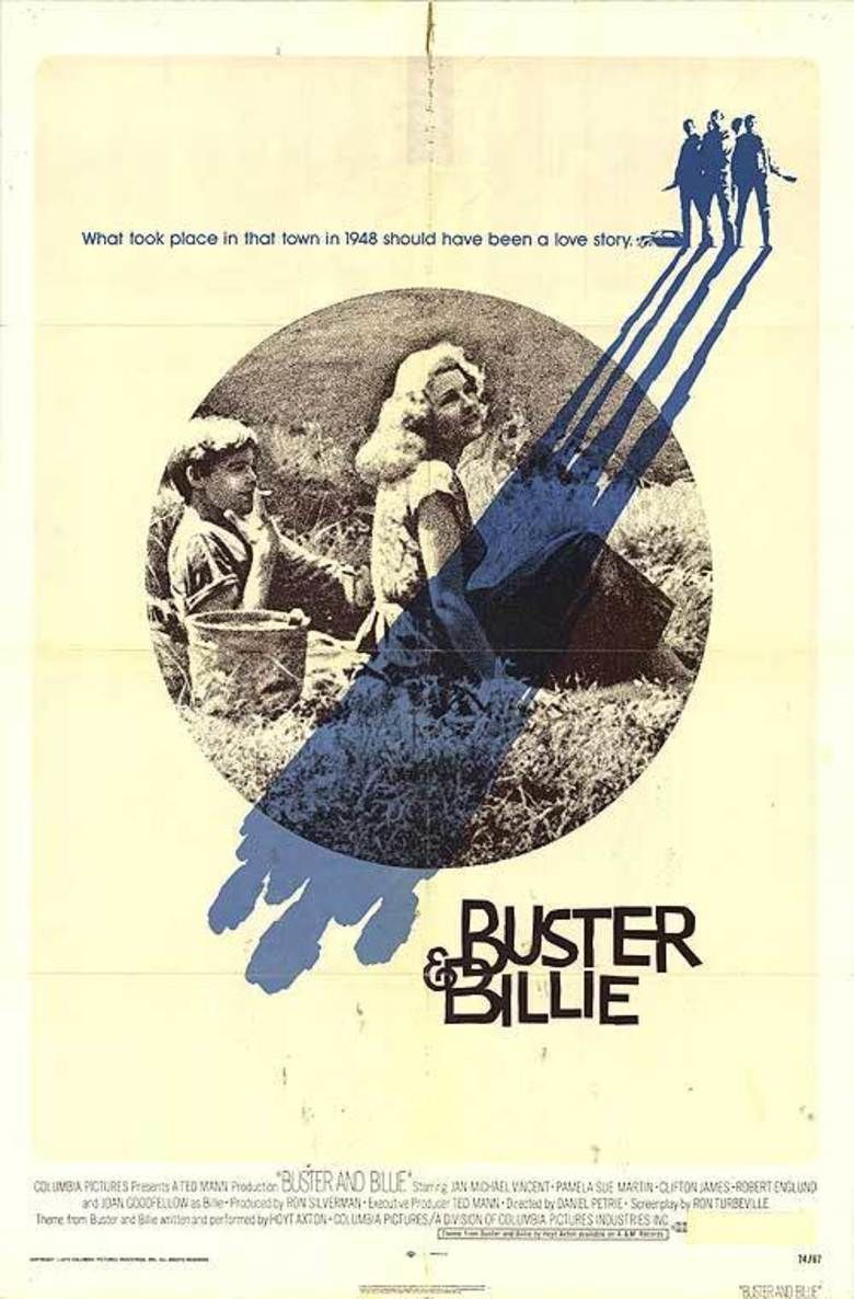 Buster and Billie movie poster