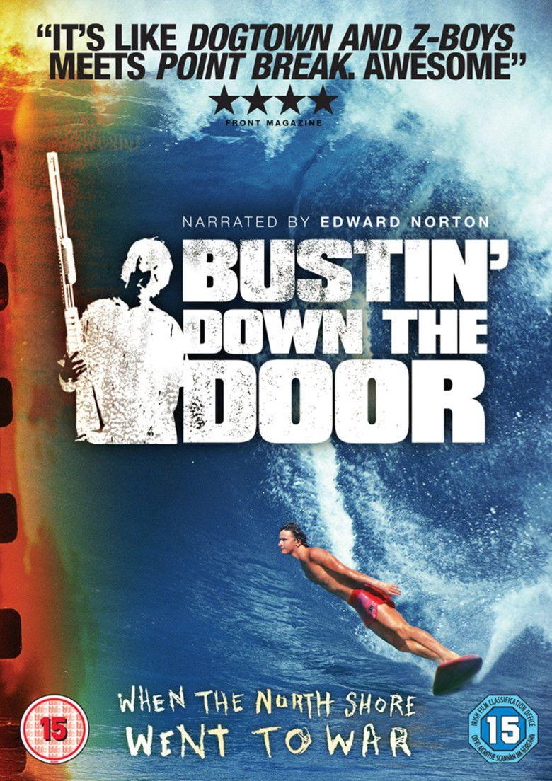 Bustin Down the Door movie poster