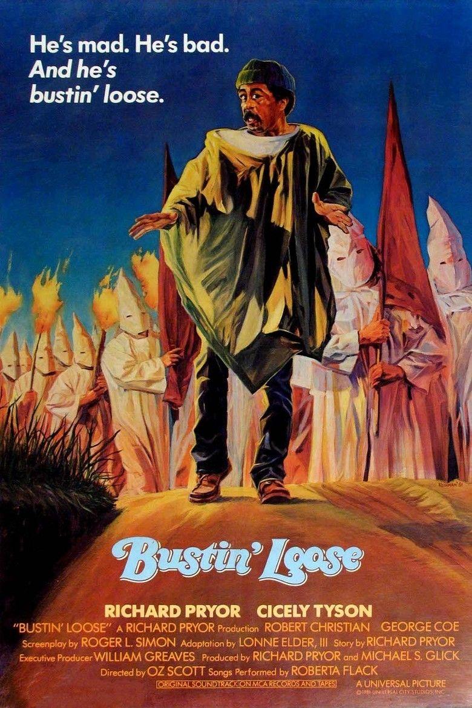 Bustin Loose (film) movie poster