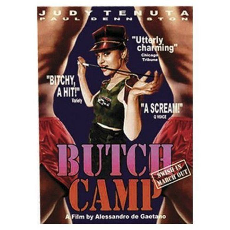 Butch Camp movie poster