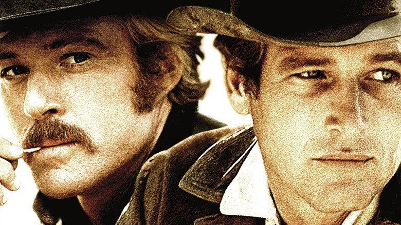 Butch Cassidy and the Sundance Kid movie scenes