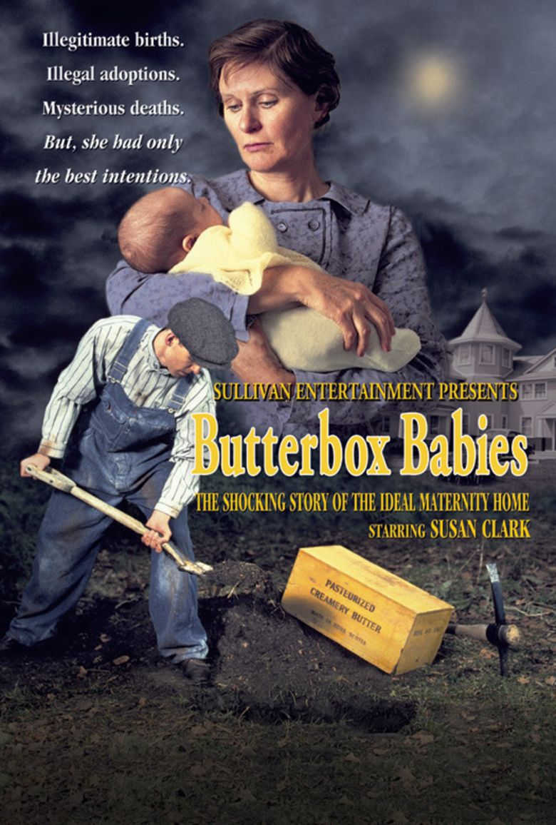 Butterbox Babies (film) movie poster