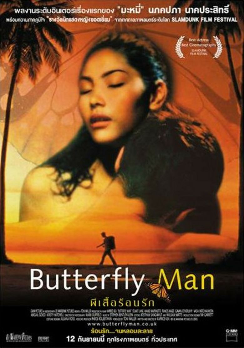 Butterfly Man movie poster