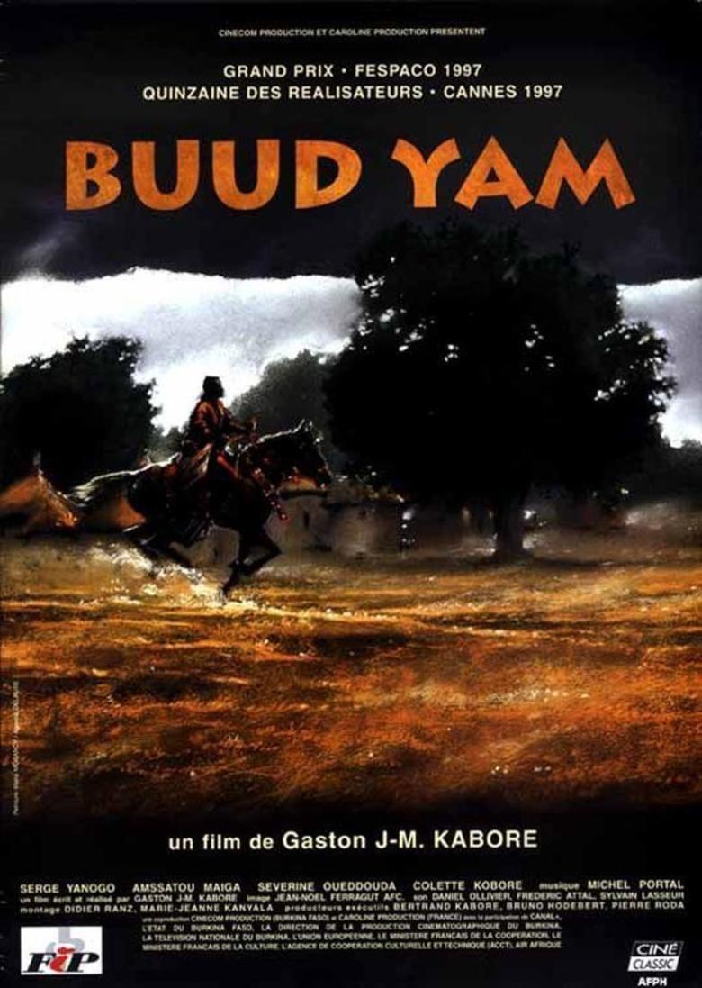 Buud Yam movie poster