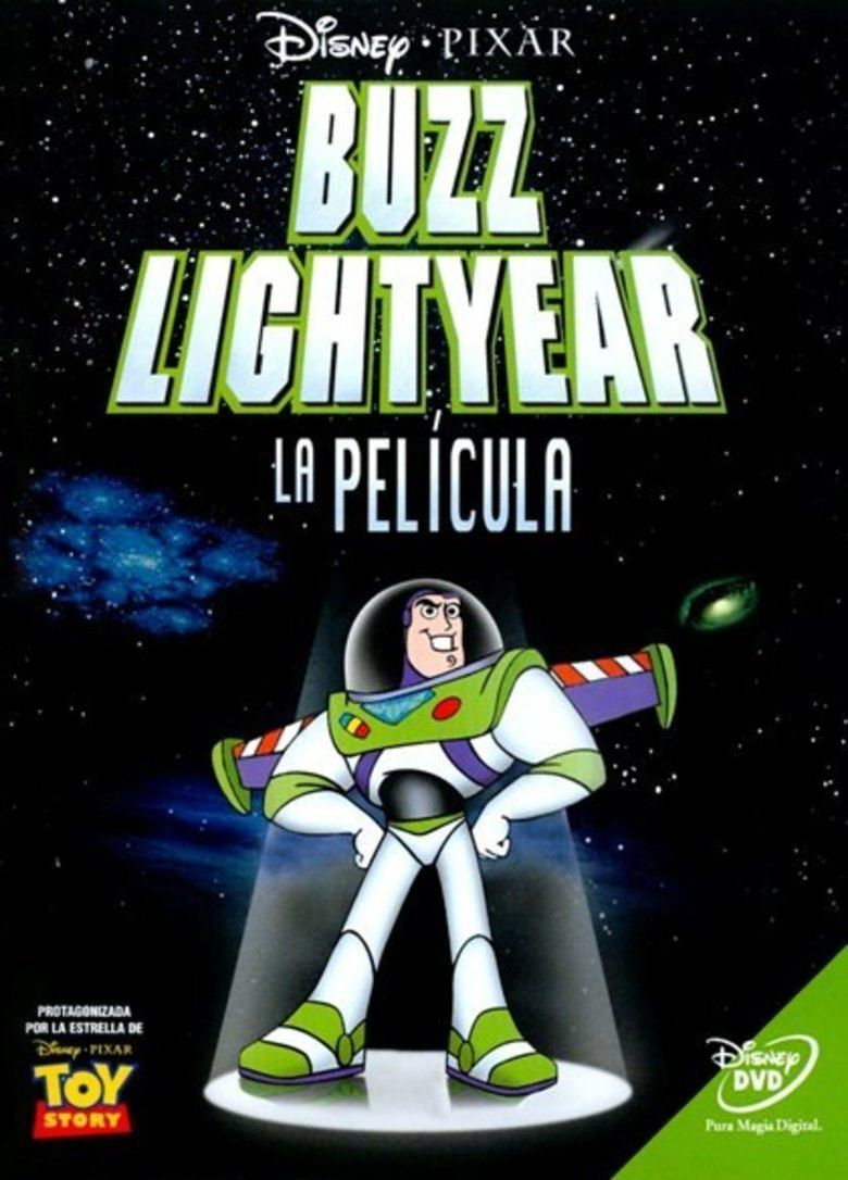 Buzz Lightyear of Star Command: The Adventure Begins movie poster