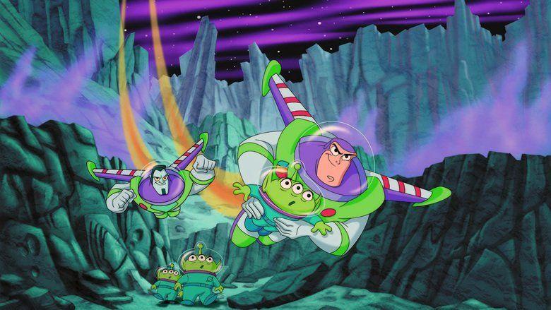 Buzz Lightyear of Star Command: The Adventure Begins movie scenes