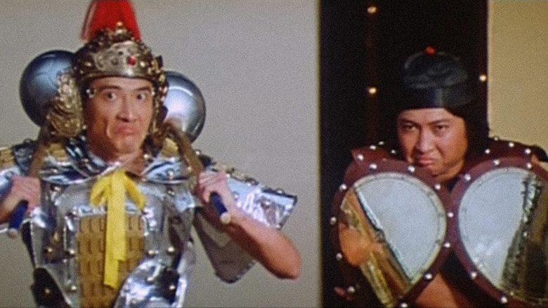 By Hook or by Crook (1980 film) movie scenes