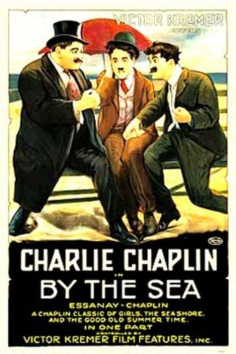 By the Sea (1915 film) movie poster