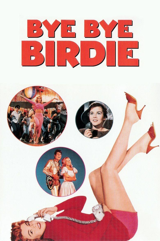 Bye Bye Birdie (film) movie poster