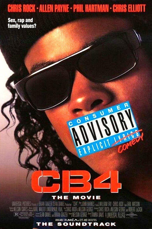 CB4 movie poster