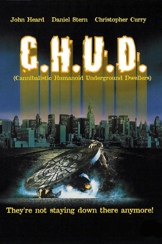 CHUD movie poster