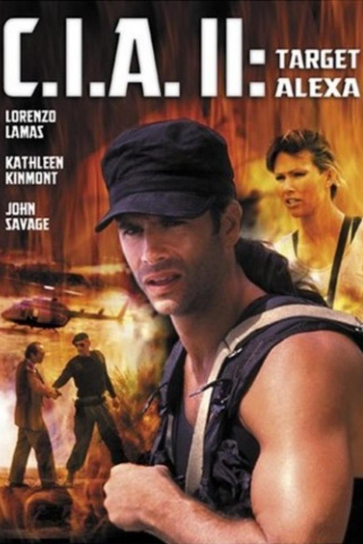 CIA II: Target Alexa movie poster