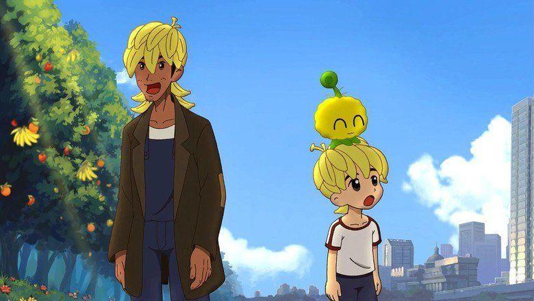CJ7: The Cartoon movie scenes