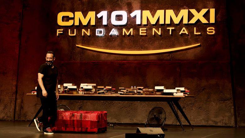 CM101MMXI Fundamentals movie scenes