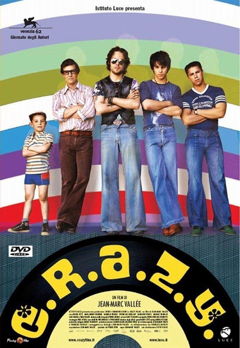 CRAZY movie poster