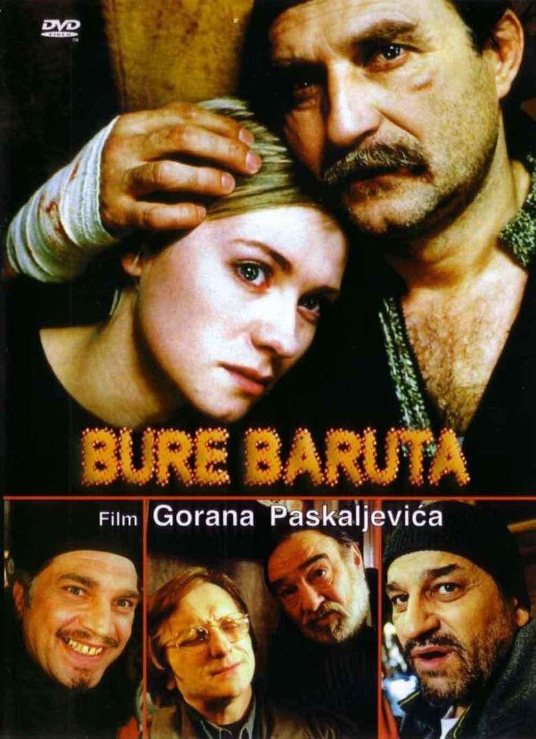 Cabaret Balkan movie poster
