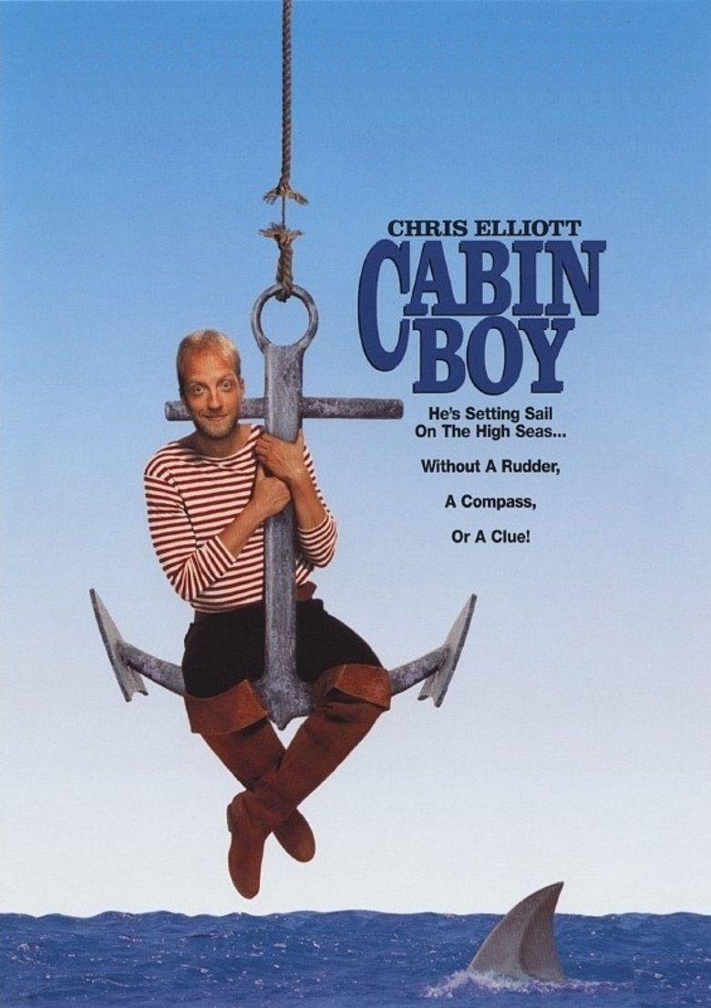 Cabin Boy movie poster