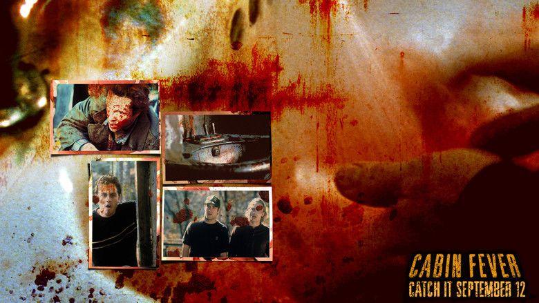 Cabin Fever (2002 film) movie scenes