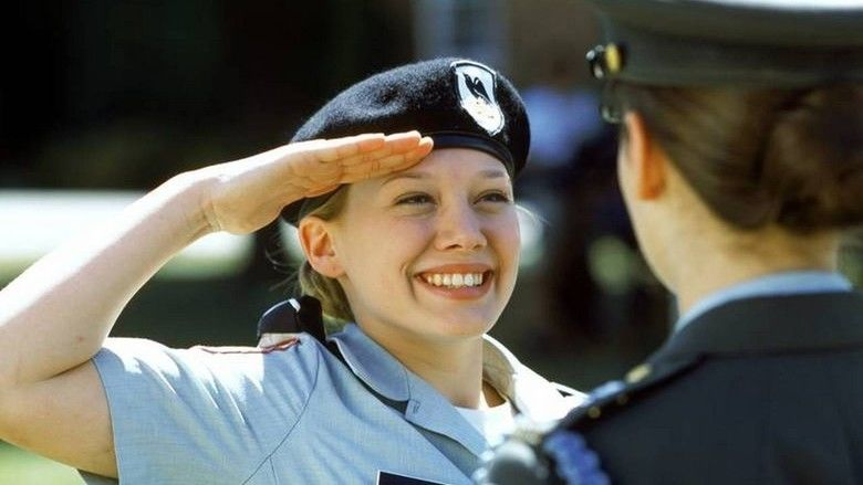 Cadet Kelly movie scenes
