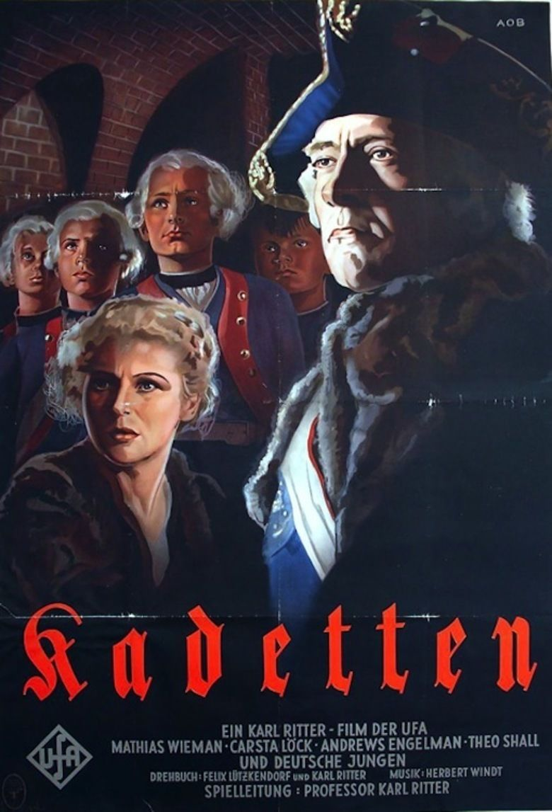 Cadets (film) movie poster
