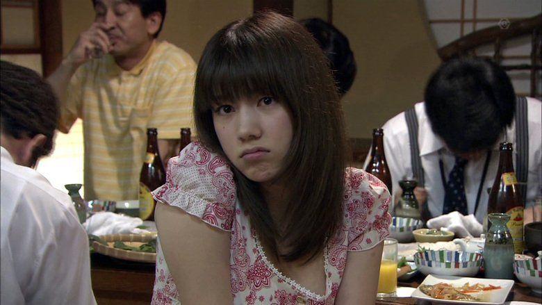 Cafe Isobe movie scenes