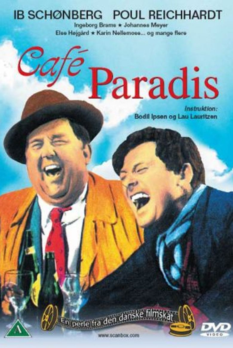 Cafe Paradis movie poster