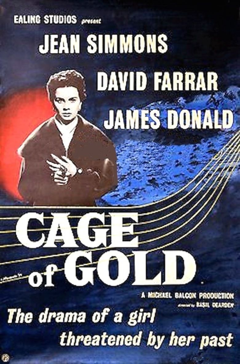 Cage of Gold movie poster