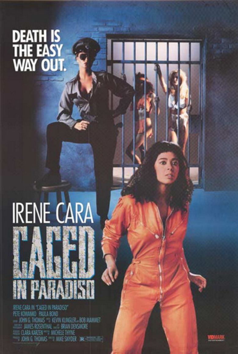 Caged In Paradiso movie poster