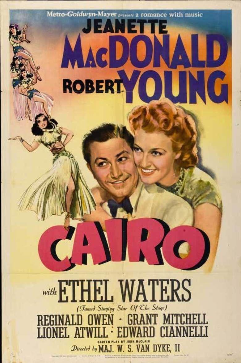 Cairo (film) movie poster