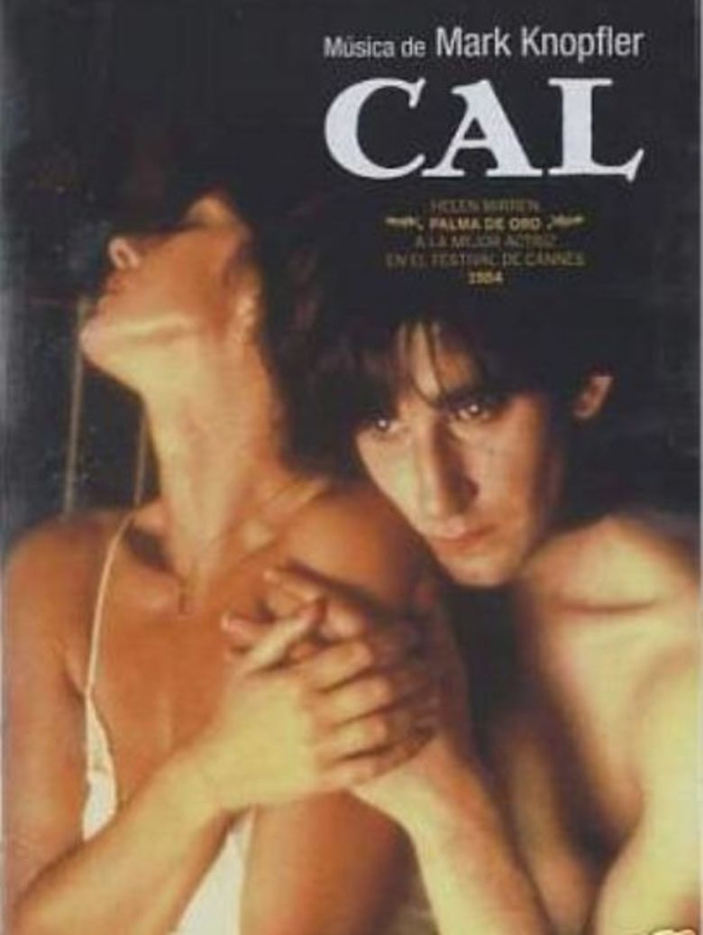 Cal (1984 film) movie poster
